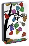 The Fall Of Hearts Portable Battery Charger