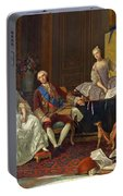 The Family Of Philip Of Parma  Portable Battery Charger