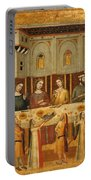 The Feast Of Herod And The Beheading Of The Baptist Portable Battery Charger