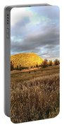 The Field Of Dreams Portable Battery Charger