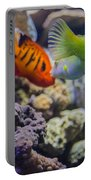 The Fish Kiss Portable Battery Charger
