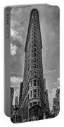 The Flatiron Building Nyc Portable Battery Charger