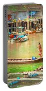 The Floating Village Portable Battery Charger