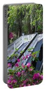 The Flower Bridge Portable Battery Charger