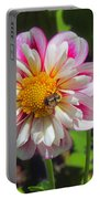 The Flower Keeper Portable Battery Charger