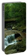 The Flume Gorge Trail Portable Battery Charger