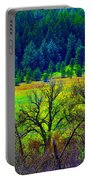 The Forest Echoes With Laughter 2 Portable Battery Charger