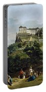 The Fortress Of Konigstein Portable Battery Charger