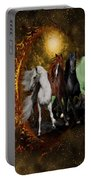 The Four Horses Of The Apocalypse Portable Battery Charger