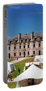 The French Castle 6709 Portable Battery Charger