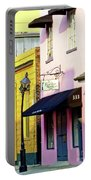 The French Quarter Wedding Chapel Portable Battery Charger