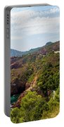 The French Riviera  Portable Battery Charger