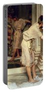 The Frigidarium Portable Battery Charger by Sir Lawrence Alma-Tadema