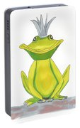 The Frog King Portable Battery Charger