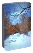 The Frozen Creek Portable Battery Charger