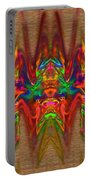 The Fruit Of Apophysis Portable Battery Charger