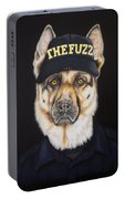 The Fuzz Portable Battery Charger