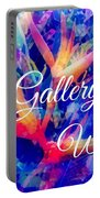 The Gallery Wall Portable Battery Charger