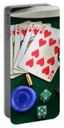 The Gambler Portable Battery Charger