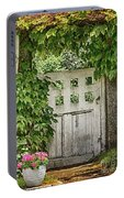 The Garden Door - V Portable Battery Charger