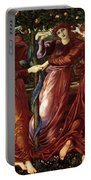 The Garden Of The Heserides 1877 Portable Battery Charger