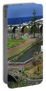 The Gardens Of Ribeira Grande Portable Battery Charger