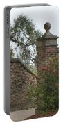 The Gate At Boone Hall Portable Battery Charger