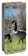 The Geese Are Back Portable Battery Charger