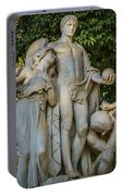 The Genius Maria Luisa Park Seville Spain Portable Battery Charger