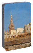 The Giralda. Seville Portable Battery Charger