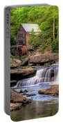 The Glade Creek Mill Portable Battery Charger