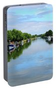 The Gloucester And Sharpness Canal Portable Battery Charger