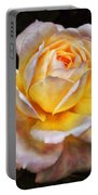 The Glowing Rose Portable Battery Charger