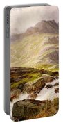 The Glyder Fawr  Portable Battery Charger