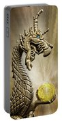 The Golden Dragon Portable Battery Charger