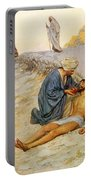 The Good Samaritan Portable Battery Charger by William Henry Margetson