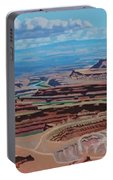 Dead Horse Point, Moab Utah Portable Battery Charger