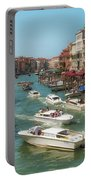 The Grand Canal Venice Portable Battery Charger