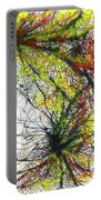 The Grand Symphony Of The Universe #635 Portable Battery Charger