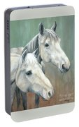 The Grays - Horses Portable Battery Charger