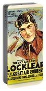 The Great Air Robbery 1919 Portable Battery Charger