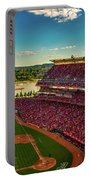 The Great American Ball Park - Cincinnati Portable Battery Charger