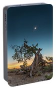 The Great American Eclipse On August 21 2017 Portable Battery Charger