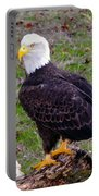 The Great Bald Eagle Portable Battery Charger