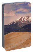 The Great Sand Dunes And Sangre De Cristo Mountains Portable Battery Charger