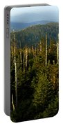 The Great Smoky Mountains Portable Battery Charger