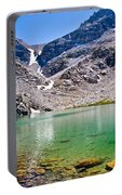 The Green Of Treasure Lake 3  Portable Battery Charger