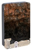 The Grotto Of The God Pan Portable Battery Charger