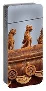 The Guardians Of The Forbidden City Portable Battery Charger