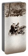 The Guns Of Gettysburg Portable Battery Charger